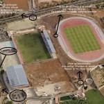 La pista de atletismo del Municipio de Telde