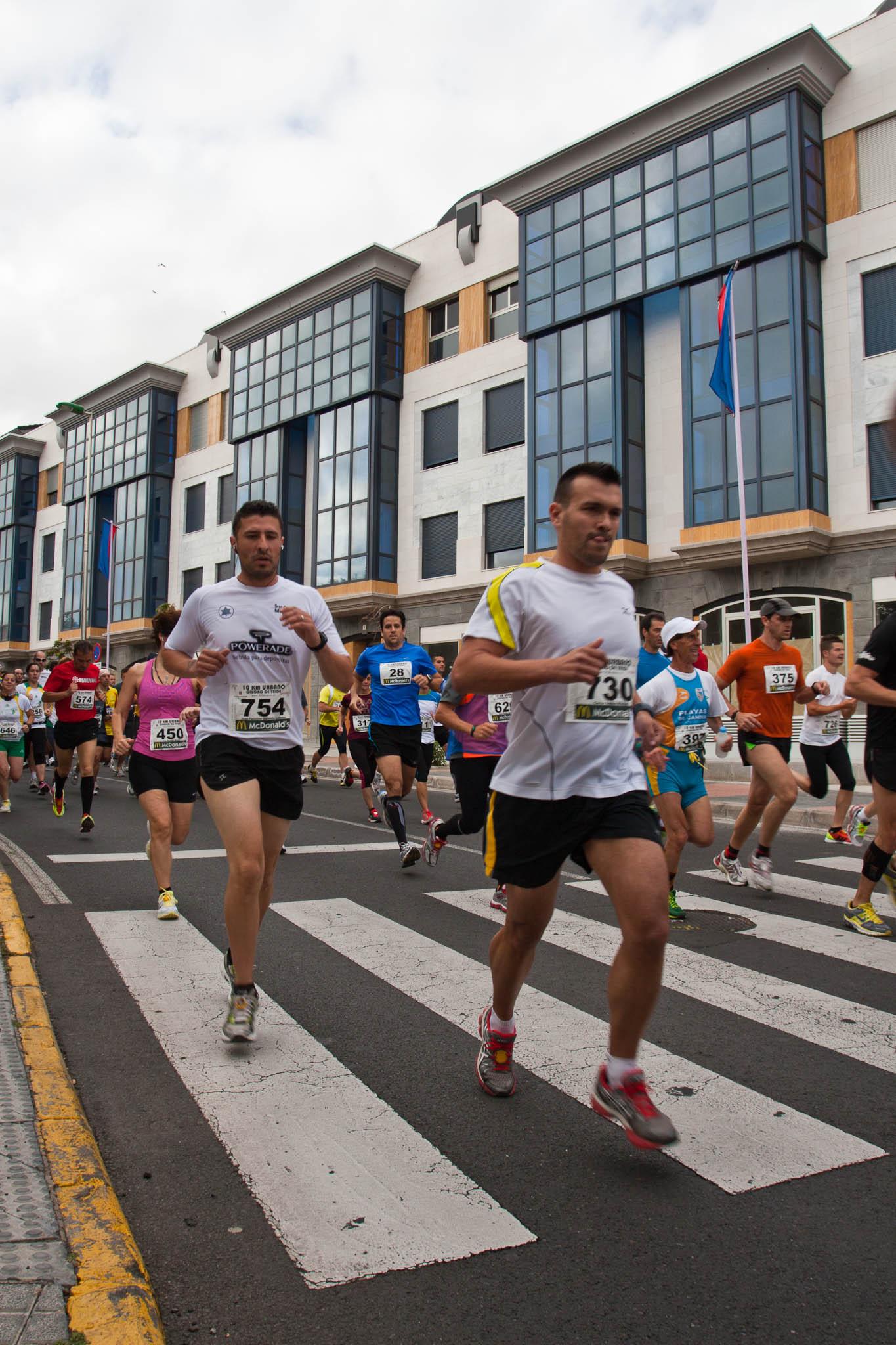 10kmtelde008 hablando de correr for Gimnasio telde