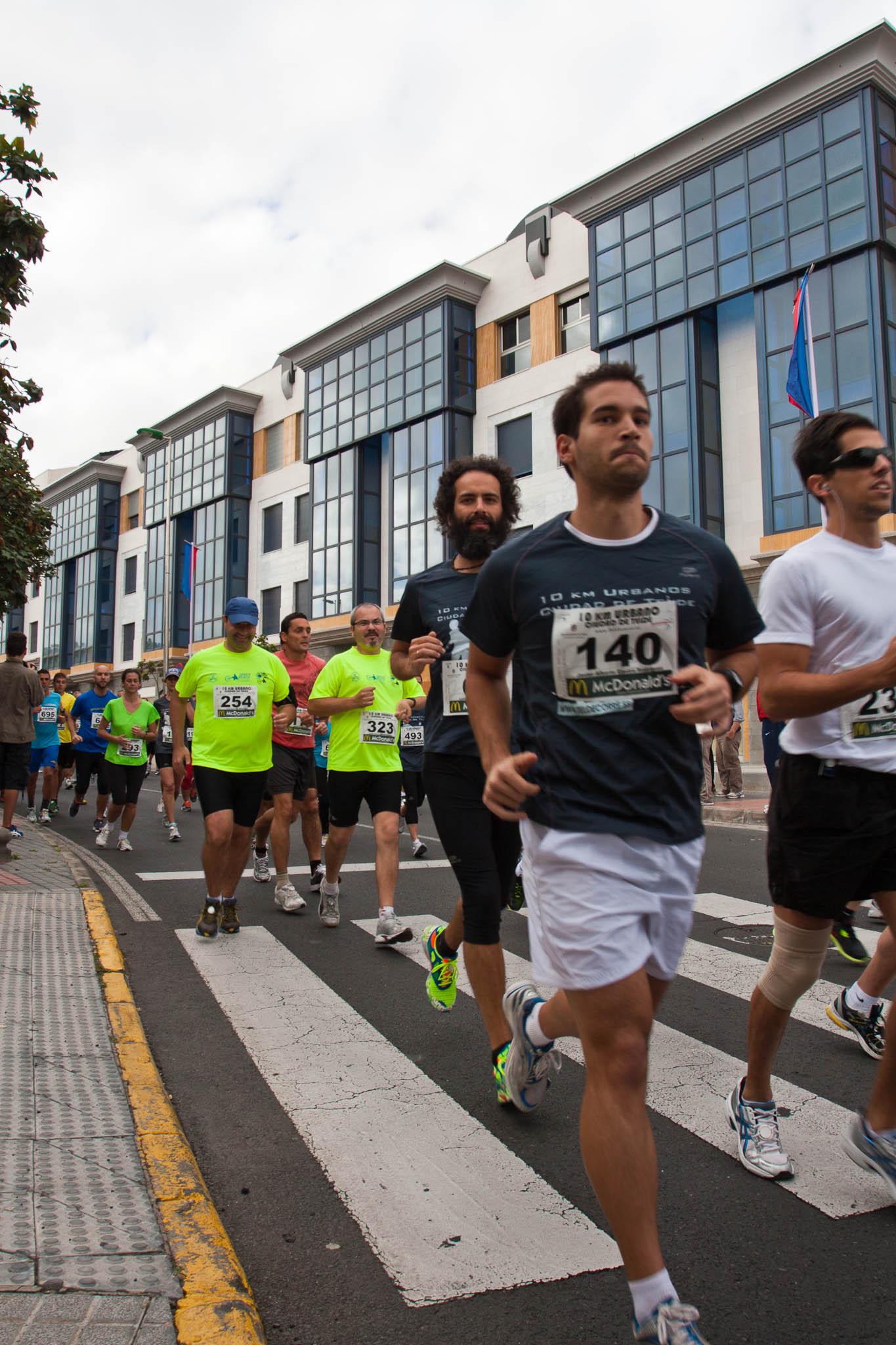 10kmtelde013 hablando de correr for Gimnasio telde