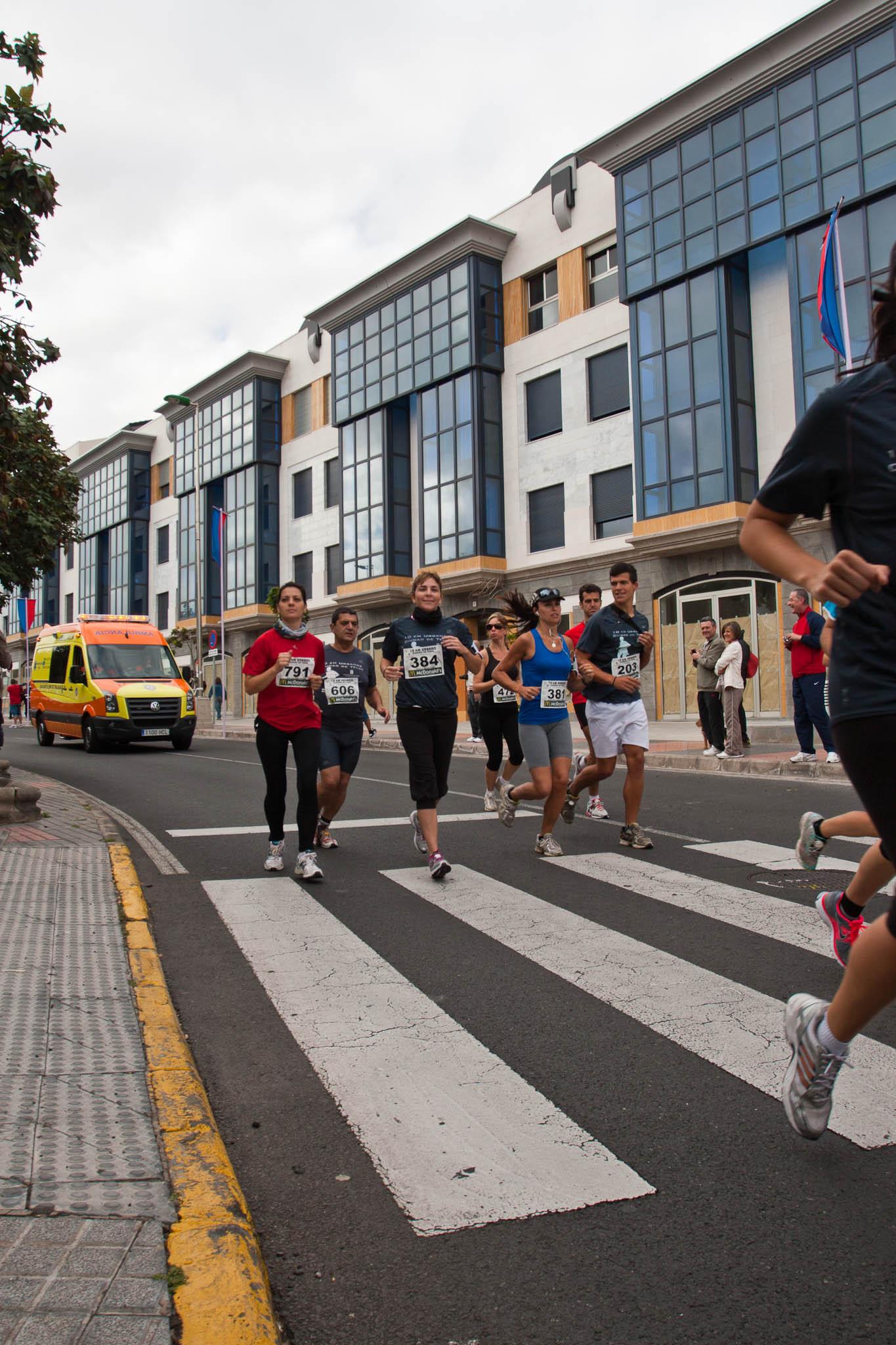 10kmtelde026 hablando de correr for Gimnasio telde