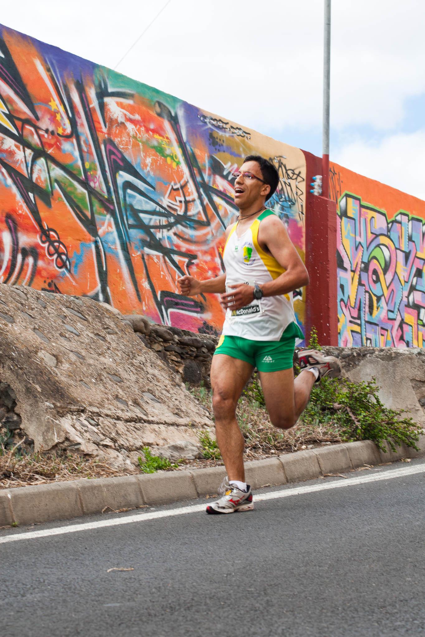 10kmtelde073 hablando de correr for Gimnasio telde