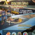 Crónica de la X media maratón MACAN