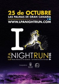 Crónica de la II LPA Night Run (2014)