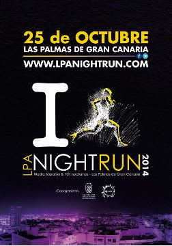 Resultados LPA Night Run 2014