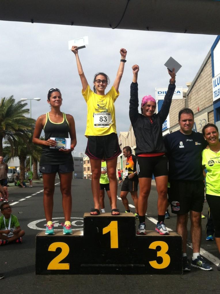 ¡Soledad Rodríguez! ¡Ganar al sprint sabe mejor!