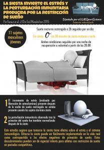 La siesta e infecciones